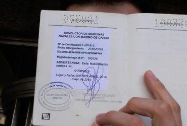 MÁXIMO DE CARGO-CONDUCTOR DE MAQUINAS NAVALES