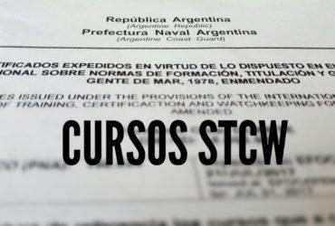 Cursos STCW en la Provincia de Corrientes