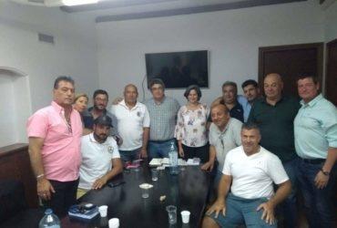 Reunión Autoridades del Gobierno