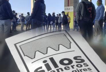 SILOS MIENTE - PAGUEN LOS SUELDOS