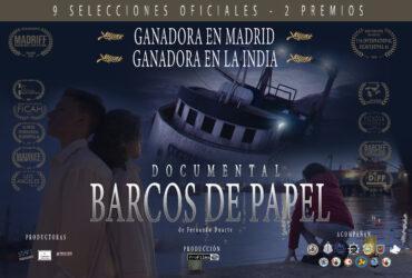 BARCOS DE PAPEL - DOCUMENTAL NUEVO GALARDÓN