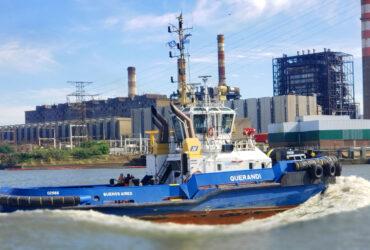 Remolcadores de Puerto – Continua Medida de Fuerza