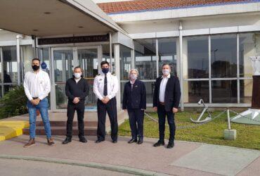 Escuela de Pesca y visita a Mar del Plata